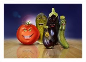 sebzelerin savaşı